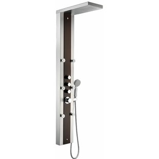 ANZZI Kiki Thermostatic Shower Panel System