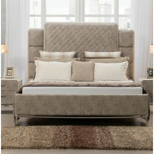 Best Reviews Liz Upholstered Platform Bed by Williston Forge Reviews (2019) & Buyer's Guide