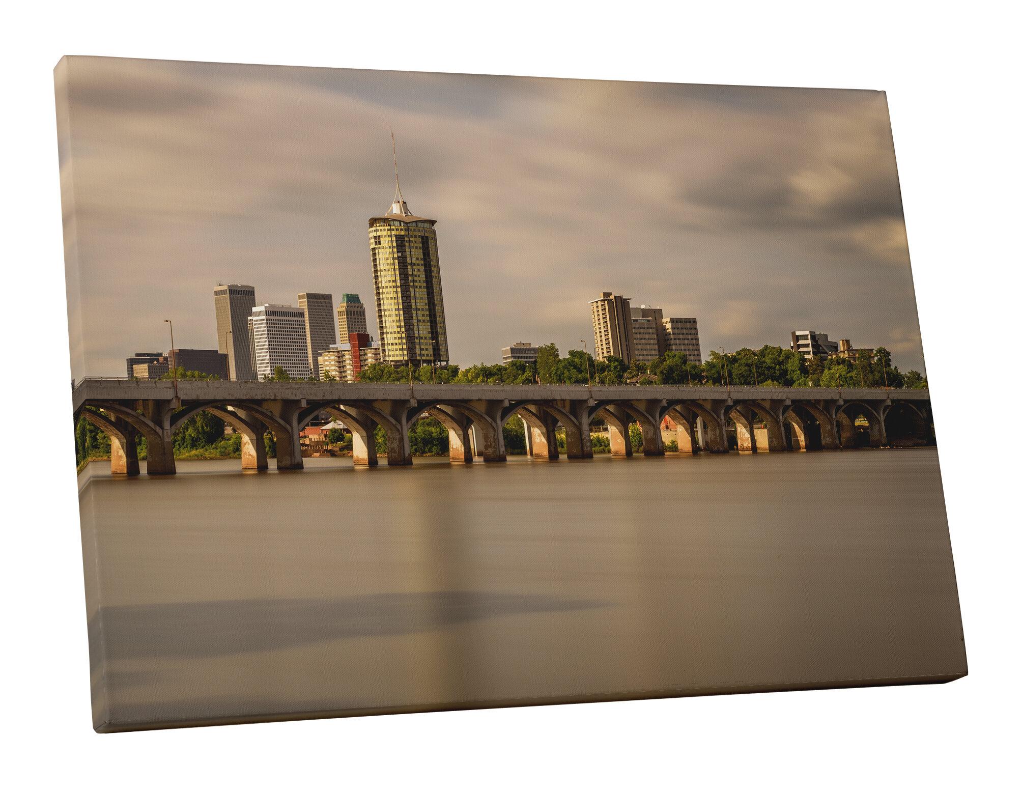 Pingoworld City Skylines Tulsa Oklahoma Photographic