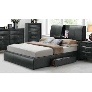 Orren Ellis Alldredge Storage Panel Bed