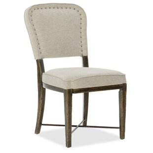 Crafted Upholstered Dining Chair