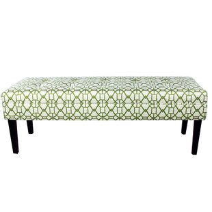 Seguis Upholstered Bench by Red Barrel Studio