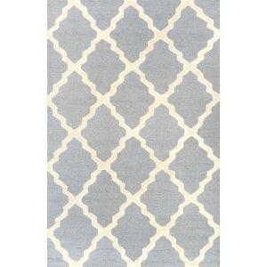modern contemporary moroccan trellis rug allmodern