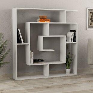 Mckibben Geometric Bookcase By Ivy Bronx