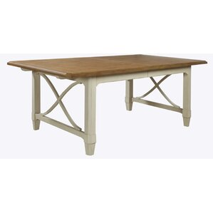 Millbrook Rectangular Extendable Dining Table by Panama Jack Home