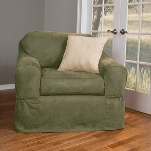 Bearup Separate Seat Box Cushion Armchair Slipcover
