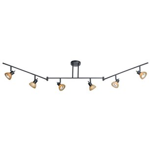 Ebern Designs Niven Swing 6-Light Track Kit