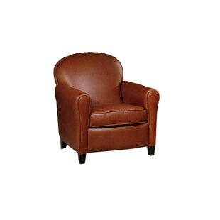 Omnia Leather Buenos Aires Armchair
