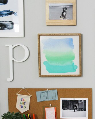 After Picking The Right Wall For Your Gallery, Begin Gathering Your  Artwork. Whether Youu0027re Buying New Art Or Incorporating Items You Already  Own, ...