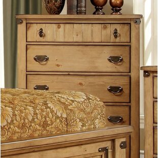 Loon Peak Street 5 Drawer Chest