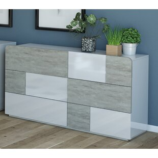 Arcora 6 Drawer Chest By 17 Stories