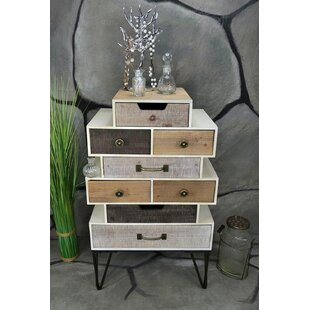 Eunice 8 Drawer Chest By Mercury Row