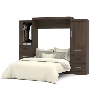 Truett Queen Murphy Bed by Brayden Studio