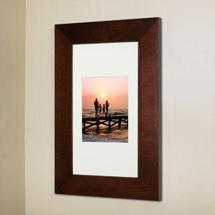 Affordable 14 W x 24 H Recessed Framed Medicine Cabinet with 3 Adjustable Shelves ByConcealed Cabinet