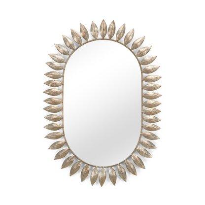 Silver Oval Mirrors Perigold