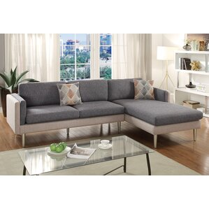 Varghese Reversible Sectional ..