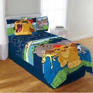 Disney Disney Lion Guard Twin Sheet Set