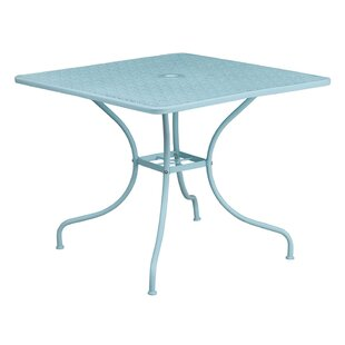 Spearman Metal Dining Table by Winston Po..