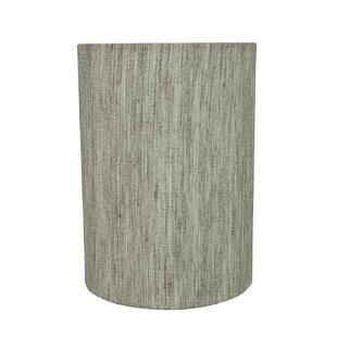 Leyburn 8 Linen Drum Lamp Shade