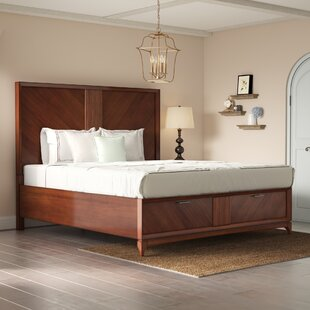 Find the perfect Caitlin Complete Storage Platform Bed by Ivy Bronx Reviews (2019) & Buyer's Guide