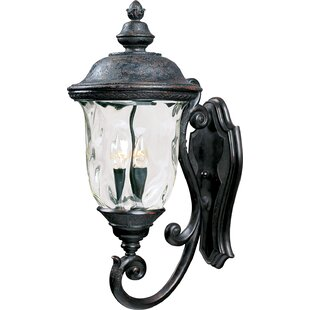 Compare & Buy Islington 3-Light Outdoor Sconce By Astoria Grand