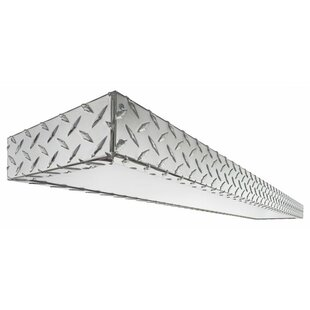 Lithonia Lighting 2-Light Semi Flush Mount