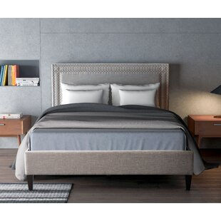 Rosita Upholstered Platform Bed by Willa Arlo Interiors