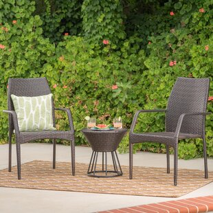 Worton 3 Piece Conversation Set