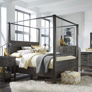 Birch Lane™ Heritage Wilda Canopy Bed