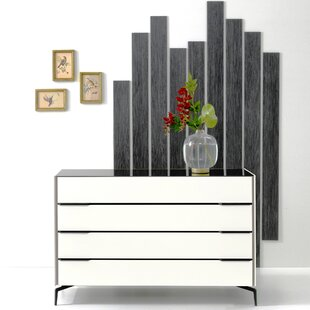 Fawley 4 Drawer Standard Dresser