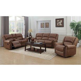Shortt Configurable Living Room Set