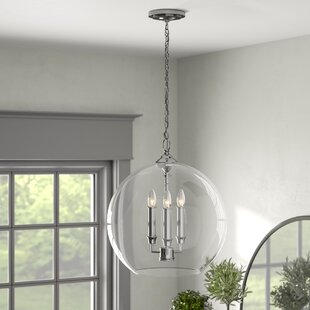 Chilcott 3-Light Globe Pendant