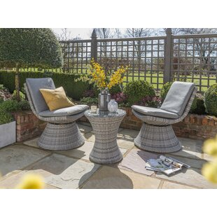 Colbey 2 Seater Rattan Conversation Set (Set Of 2) Image