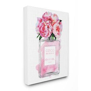 Parisian Parfumerie Wall Hook Savon Bouquet