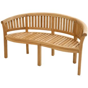 Lambeth Teak Bench By Sol 72 Outdoor