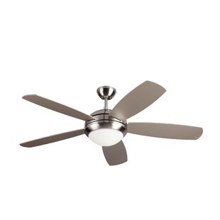 52 Sharp 5 Blade Ceiling Fan By Ebern Designs Outdoor Lighting