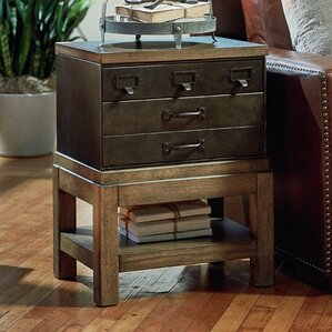 Brigadoon End Table by Loon Peak