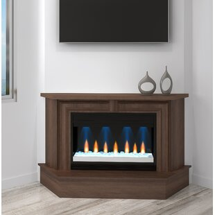 Transitional Electric Fireplace by Furnitech