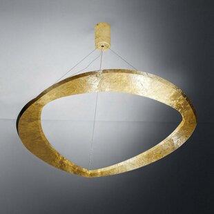 ZANEEN design Diadema 3-Light LED Chandelier