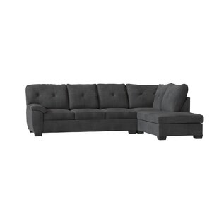 Shop Camden Sectional by Three Posts