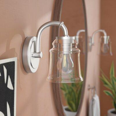Trent Austin Design Clickett 1-Light Bath Sconce & Reviews | Wayfair