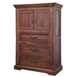 Strauch 2 Door 3 Drawer Combo Dresser
