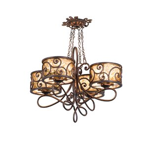 Kalco Windsor 16-Light Shaded Chandelier