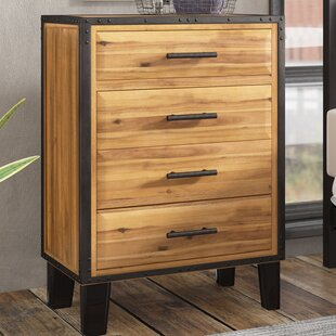 Harrah's 4 Drawer Chest by Trent Austin Design