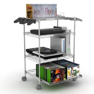 Atlantic 4 Tier Storage Rack