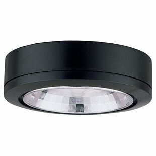 Ambiance Fluroescent Under Cabinet Puck Light by Sea Gull Lighting