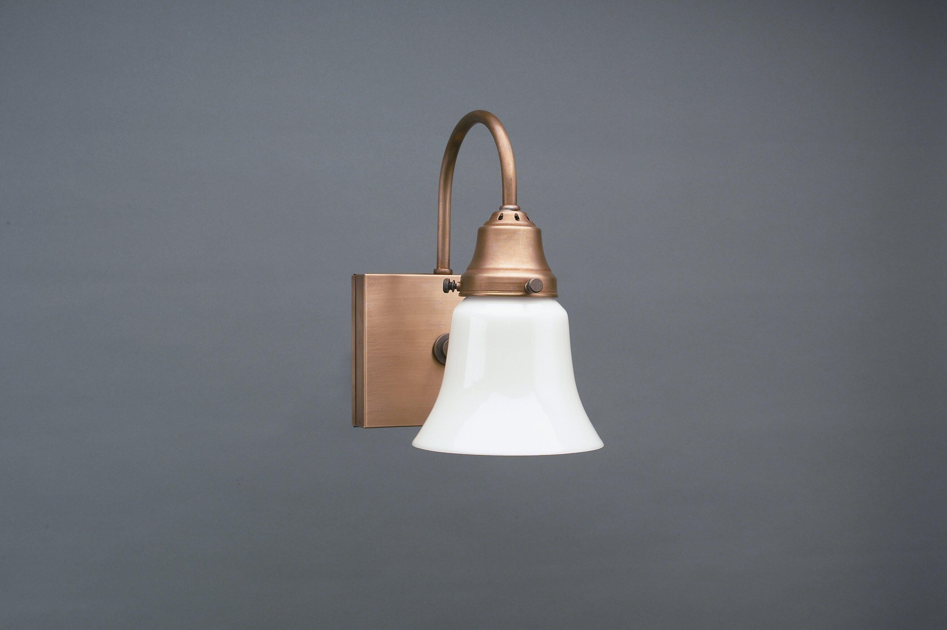 Northeast Lantern Pendant 1-Light Socket Sconce | Wayfair