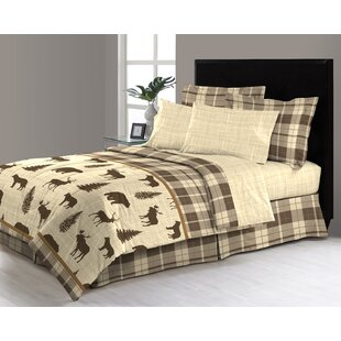 Leduc Reversible Comforter Set by Loon Peak