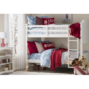Ulus Twin Over Twin Bunk Bed by Mistana