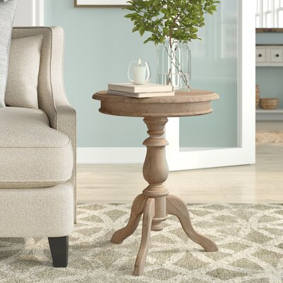 Highland Dunes Rollingwood Pedestal Table